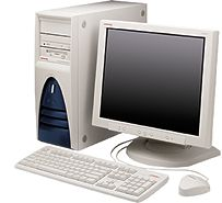 HP Compaq Deskpro Workstation DW300, Pentium 4 1.40GHz, 256MB, Win2K (various types)