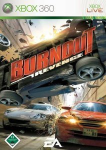 Burnout 4 - Revenge (deutsch) (Xbox 360)