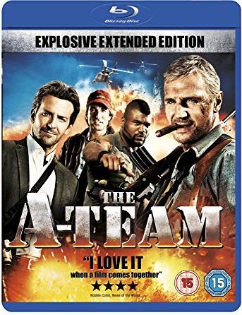 The A-Team - The Movie (Blu-ray) (UK) -- via Amazon Partnerprogramm