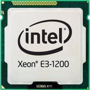Intel Xeon E3-1275, 4x 3.40GHz, Socket 1155, tray (CM8062307262003)