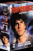 Tom Cruise Action Pack (Top Gun/Tage des Donners/Mission Impossible)