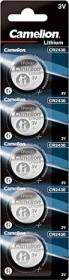 Camelion CR2430, 5er-Pack (CR2430-BP5)