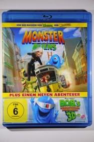 Monster vs. Alien (Blu-ray)