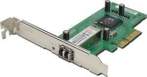D-Link DGE-560SX, 1x 1000Base-SX, PCIe x4