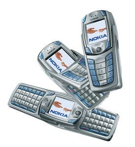 O2 Nokia 6820 (various contracts)