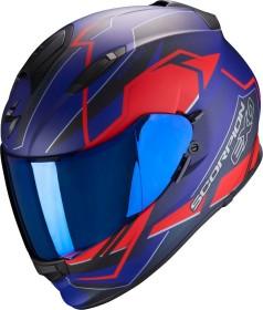 Scorpion EXO-510 Air Balt blau/rot (verschiedene Größen)