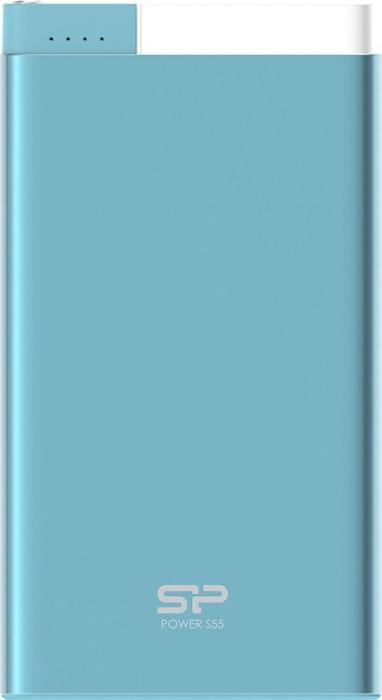 Silicon Power S55 blau (SP5K0MAPBKS55P0B)