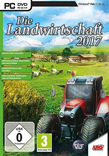 Die Landwirtschaft 2017 Libro