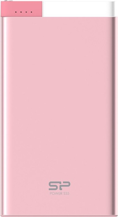 Silicon Power S55 pink (SP5K0MAPBKS55P0P)