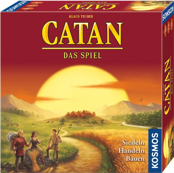 Die Siedler of Catan