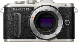 Olympus PEN E-PL8 schwarz Body (V205080BE000)