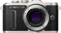 Olympus PEN E-PL8 schwarz Gehäuse (V205080BE000)