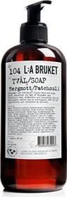 L:A Bruket No 104 Bergamot Patchouli Hand & Body Wash Flüssigseife, 450ml