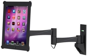 NewStar iPad 2 wall mount black (IPAD2-WM80BLACK)