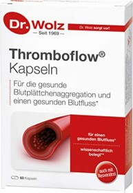 Dr. Wolz Thromboflow capsules, 60 pieces