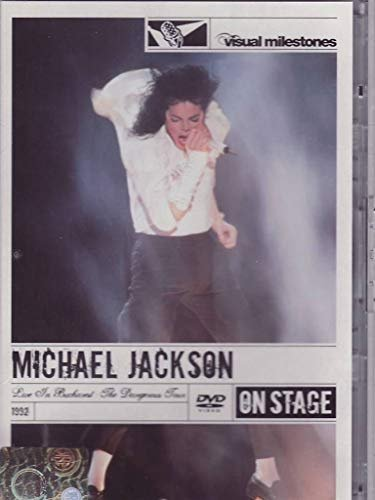 Michael Jackson - Dangerous Tour Live In Bucharest -- via Amazon Partnerprogramm