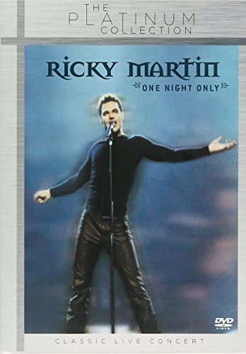 Ricky Martin - One Night Only -- via Amazon Partnerprogramm