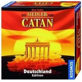 Die Siedler von Catan - Deutschland-Edition