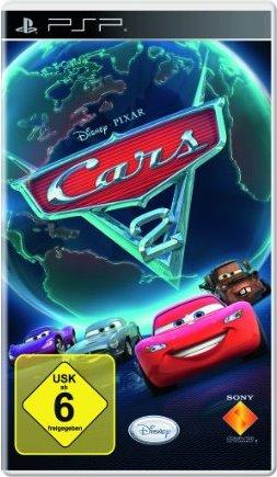 Cars 2 (deutsch) (PSP) -- via Amazon Partnerprogramm