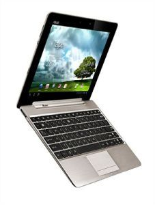 ASUS Eee Pad Transformer Prime + KeyboardDock 32GB, gold (TF201-1I066A)