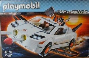 playmobil - Top Agents - Secret Agent Super Racer (4876) -- Dieses Bild wurde uns freundlicherweise von einem User zur Verfügung gestellt