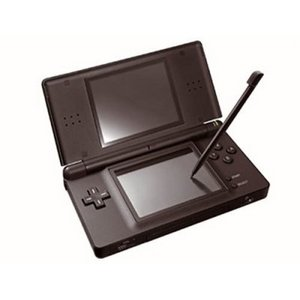 Nintendo DS Lite Basic unit, black (various bundles) (DS)