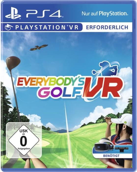 Everybody's Golf VR (PSVR) (PS4)