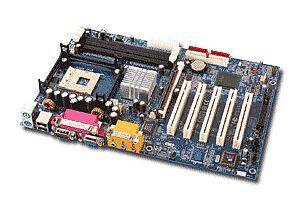 Albatron PX845PEV, i845PE (PC-2700 DDR)