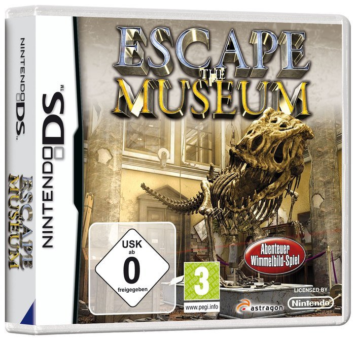 Escape The Museum (deutsch) (DS)