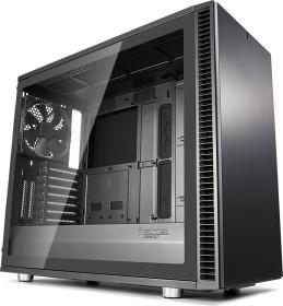 Fractal Design Define S2 gunmetal, noise-insulated, glass window (FD-CA-DEF-S2-GY-TGL)