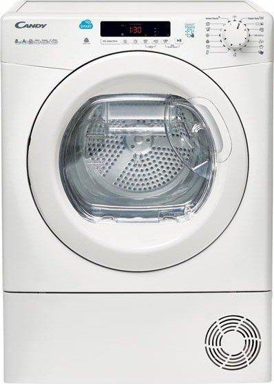 Candy CS H8A2DE-S heat pump dryer