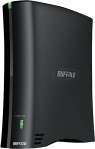 Buffalo Drivestation Combo HD-CEIU2 640GB, USB-A 2.0/FireWire (HD-CE640IU2)