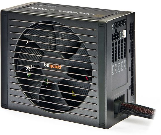 be quiet! Dark Power Pro 10  550W ATX 2.31 (P10-550W/BN200)