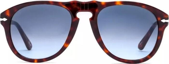 Persol PO0649 Sonnenbrille Havanna 24/86 52mm FBiRhwq