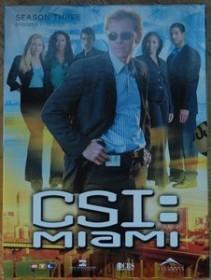 CSI Miami Season 3.1