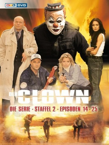 Der Clown Staffel 2 -- via Amazon Partnerprogramm