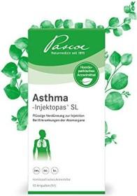 Asthma-Injektopas SL Flüssige Verdünnung zur Injektion Ampullen, 10 Stück