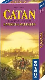 Die Siedler von Catan - Händler & Barbaren für 5 & 6 Spieler (Ergänzung)