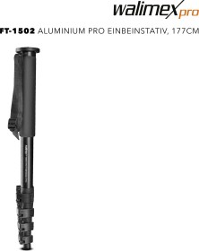 Walimex Pro monopod (various types)