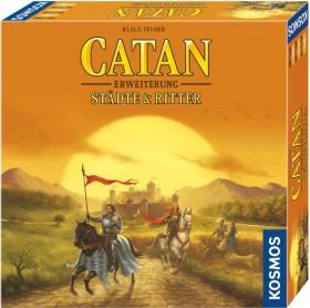 Die Siedler von Catan - Städte & Ritter (2. Erweiterung)
