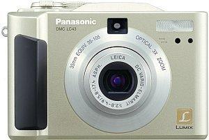 Panasonic Lumix DMC-LC43 champagner