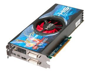 HIS Radeon HD 6950, 1GB GDDR5, 2x DVI, HDMI, 2x mini DisplayPort (H695FN1G2M)