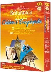 Encyclopaedia Britannica Child 2004 CD (deutsch) (PC)