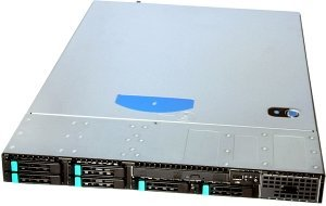 Intel SR1625URR, 1U (2x Xeon Socket 1366, triple PC3-10667R DDR3)