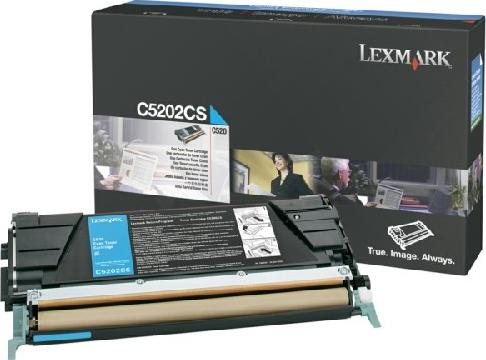 Lexmark C5202CS Toner cyan -- via Amazon Partnerprogramm