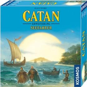 Die Siedler von Catan - Seefahrer (1. Erweiterung)