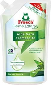 Frosch Aloe Vera Cremeseife Nachfüllbeutel, 500ml