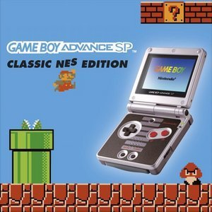 Nintendo Game Boy Advance SP Classic NES Edition (GBA)