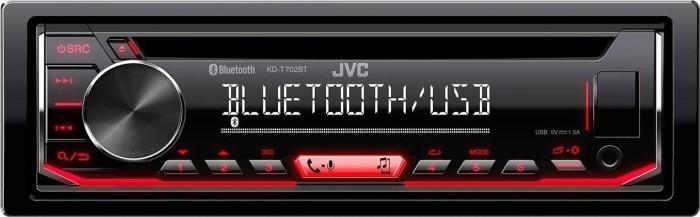 JVC KD-T702BT /& Lenkrad ... Renault Twingo Autoradio Einbauset Schwarz inkl