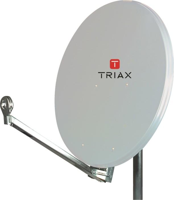 Triax-Hirschmann Hit FESAT 65 lichtgrau RAL 7035 (350461)